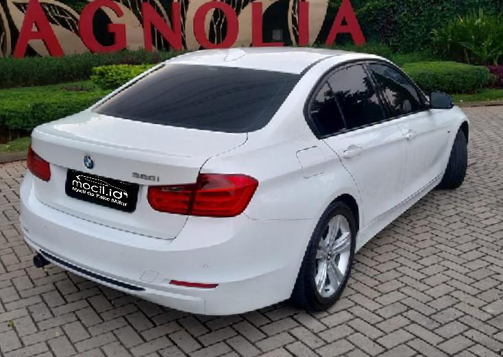 BMW SERIES 3 320I AT 2014