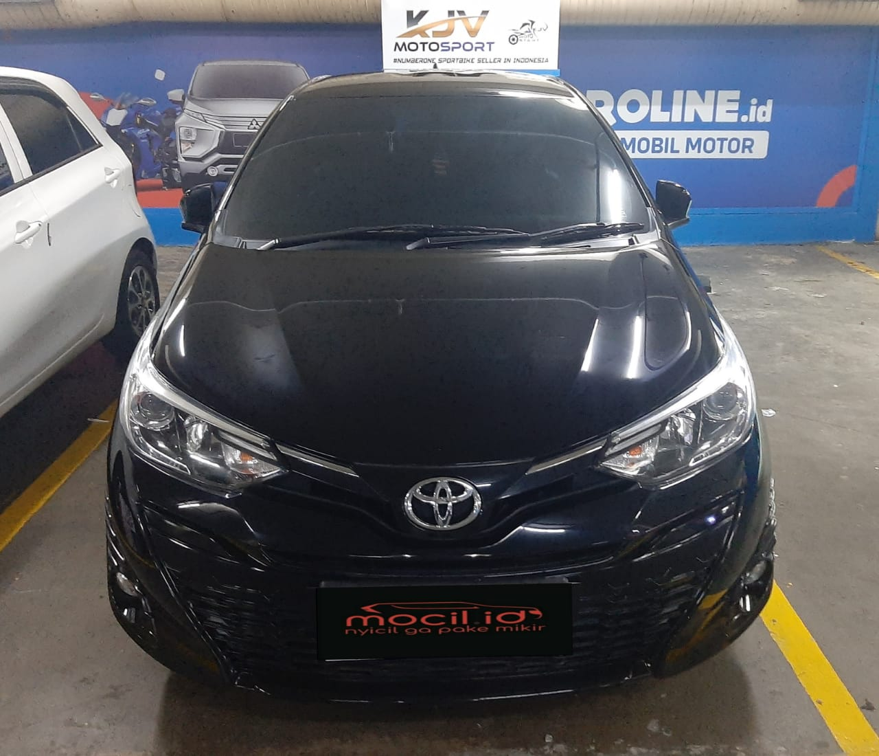 TOYOTA YARIS G AT 2019