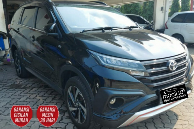 TOYOTA ALL NEW RUSH S TRD A/T 2018