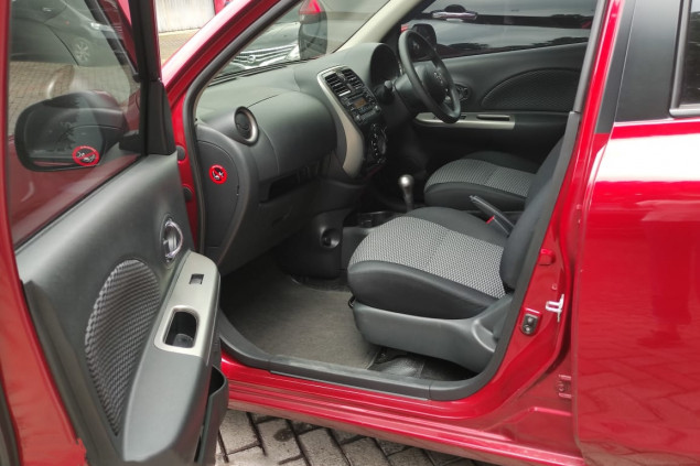 NISSAN MARCH XS AT 2016