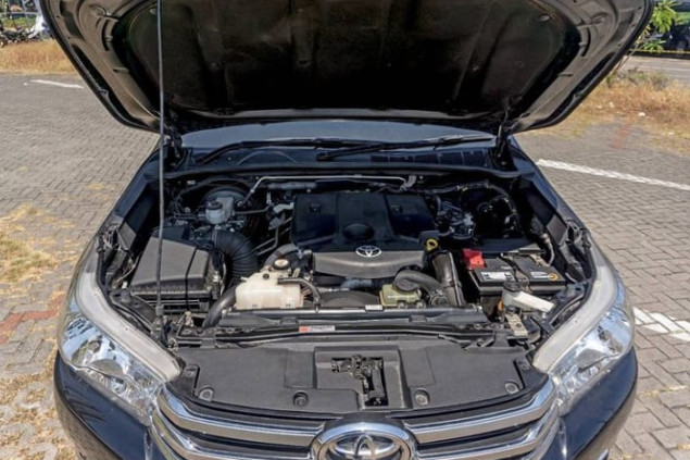 TOYOTA HILUX 2.4L G DOUBLE CABIN MT 2018