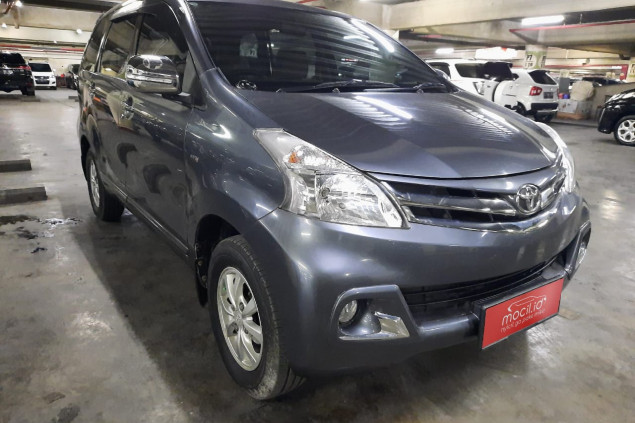 TOYOTA AVANZA 1.3L G AT 2014