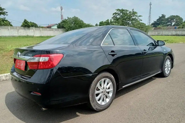 TOYOTA CAMRY 2.5L G AT 2014