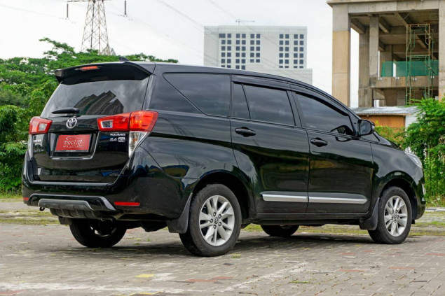 TOYOTA INNOVA 2.4L AT 2019