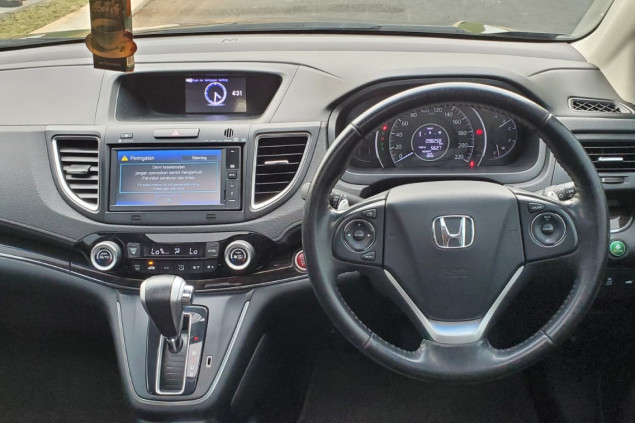 HONDA CR-V 2.4L PRESTIGE AT 2016