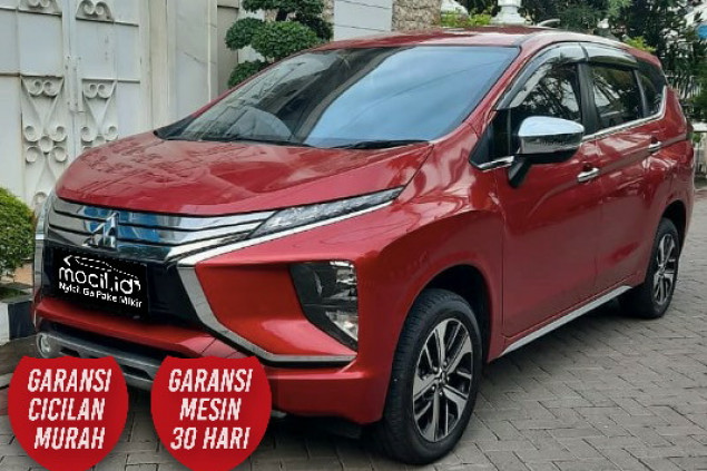 MITSUBISHI XPANDER ULTIMATE 1,5L AT 2019