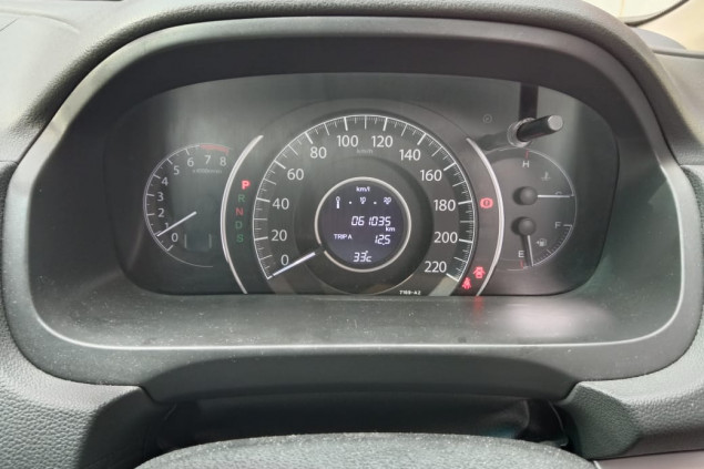HONDA CR-V 2.0L AT 2017