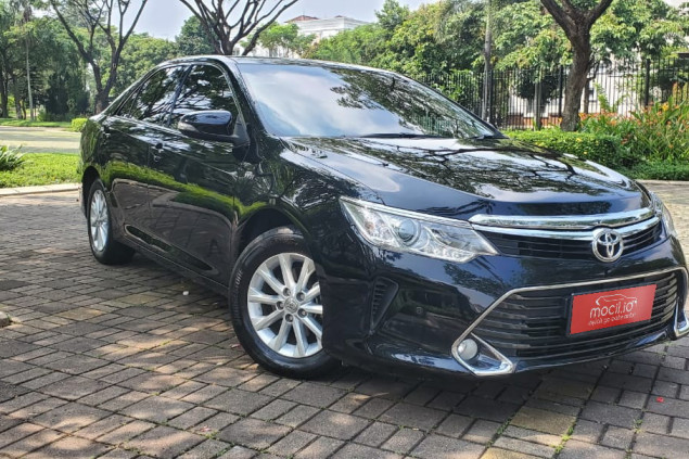 TOYOTA CAMRY 2.5L G AT 2018