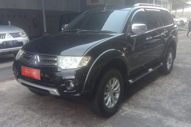 MITSUBISHI PAJERO SPORT 2.5L EXCEED AT 2013