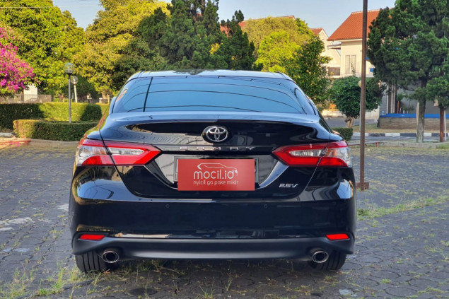 TOYOTA CAMRY 2.5L V AT 2019