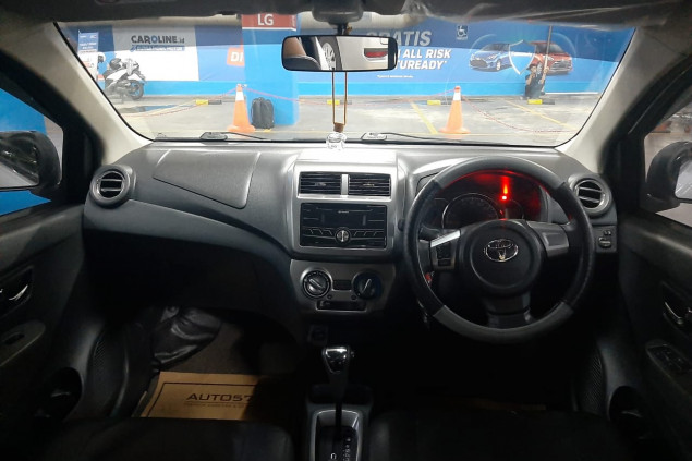 TOYOTA AGYA 1.2L G TRD AT 2019