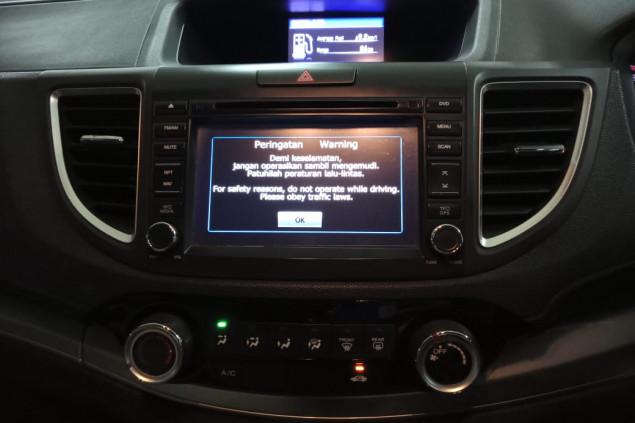 HONDA CR-V 2.0L AT 2015