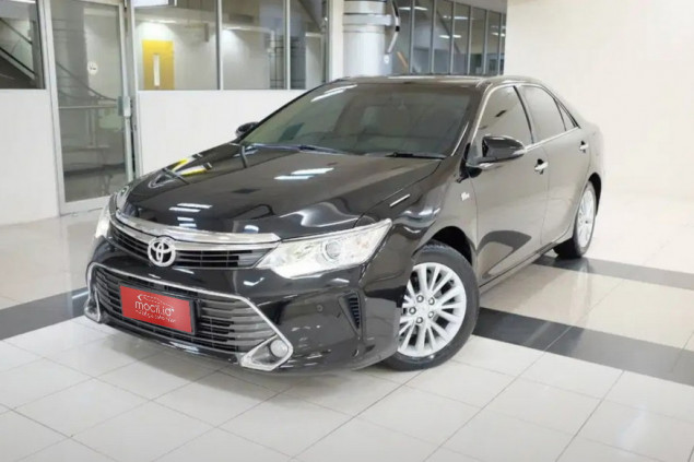 TOYOTA CAMRY 2.5L V AT 2015
