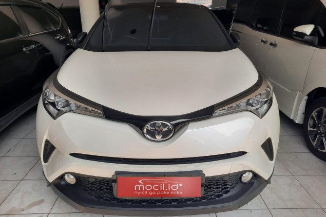 TOYOTA CH-R 1.8L AT 2018
