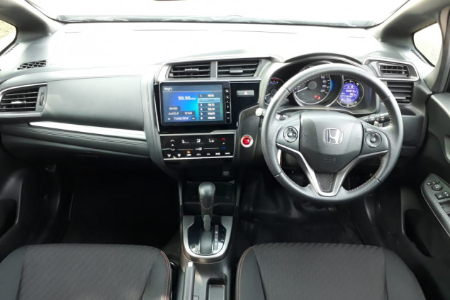 HONDA ALL NEW JAZZ RS GK5 CVT A/T 2018
