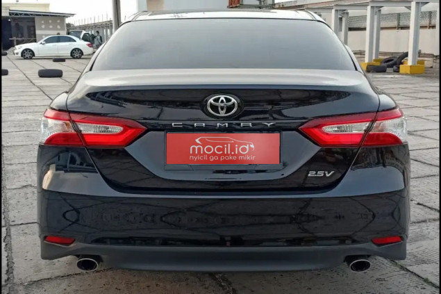 TOYOTA CAMRY 2.5L V AT 2020