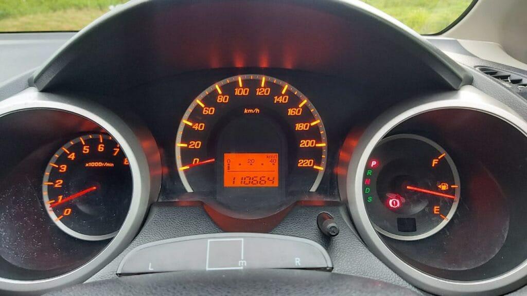 HONDA JAZZ 1.5L RS AT 2012
