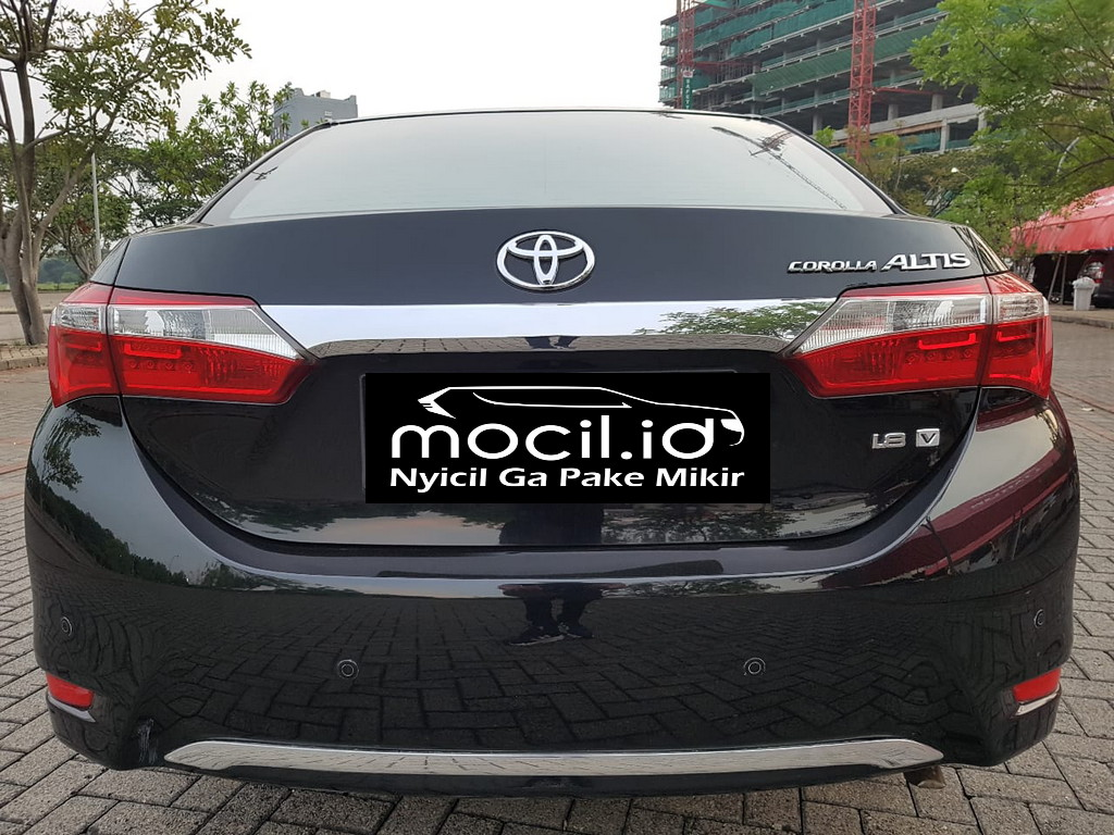 TOYOTA ALL NEW COROLLA ALTIS 1.8L V AT 2015
