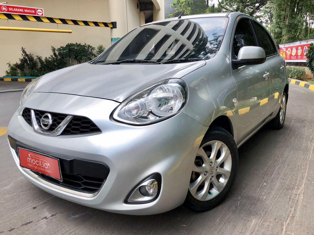 NISSAN MARCH 1.2L XS AT 2016