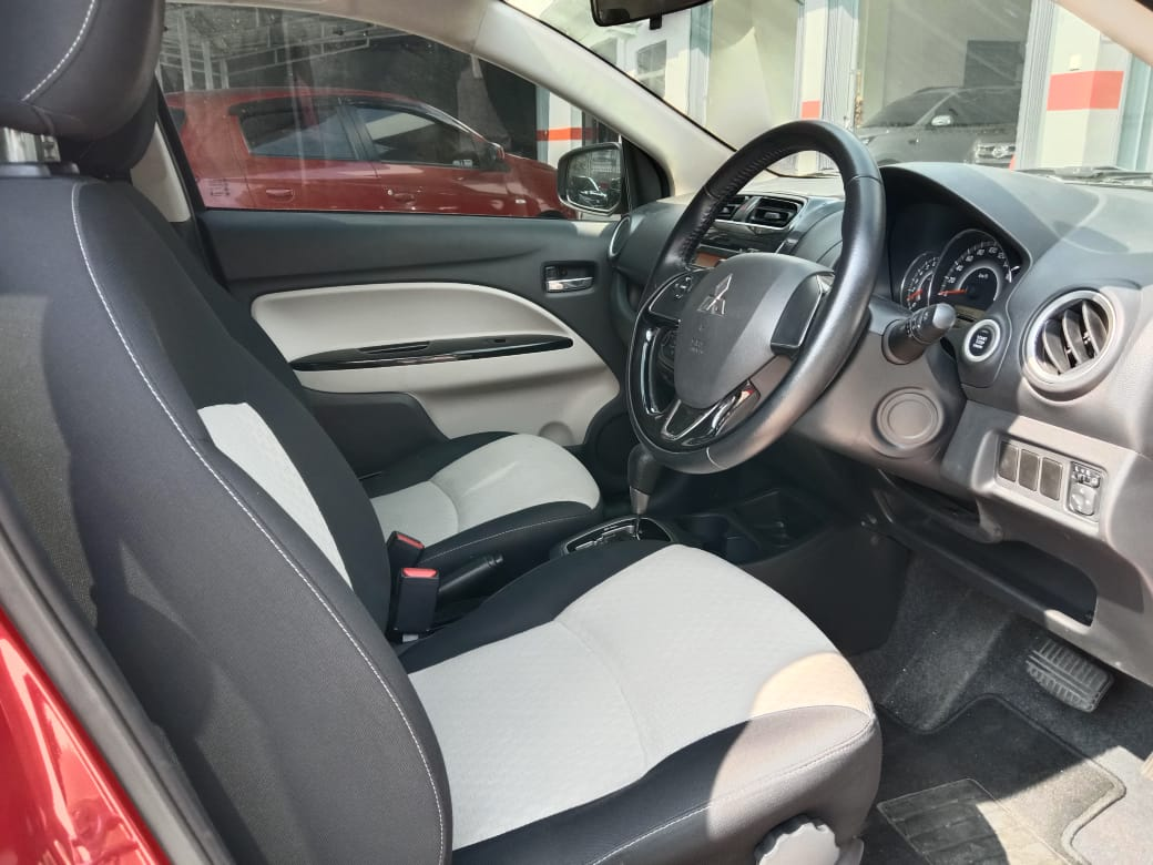 MITSUBISHI MIRAGE 1.2L EXCEED A/T 2016