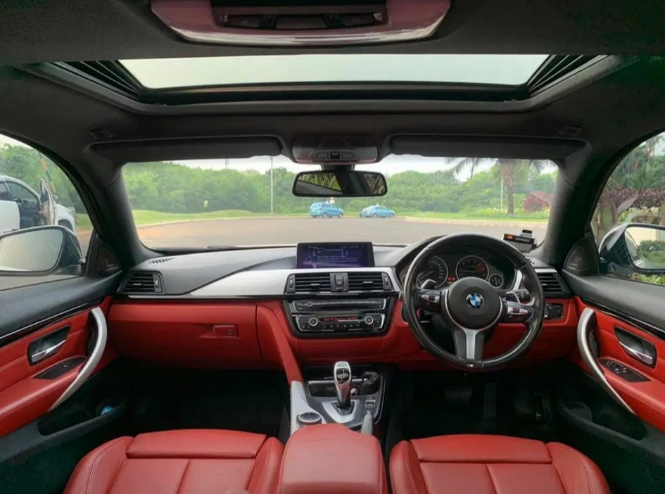 BMW SERIE 4 F32 435i AT 2014