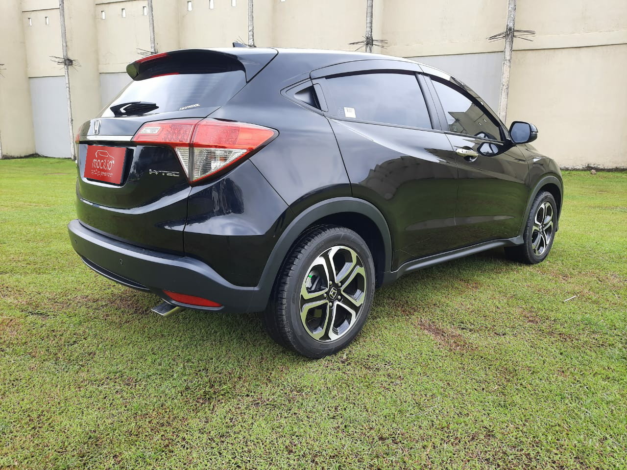 HONDA HR-V 1.5L E AT 2019