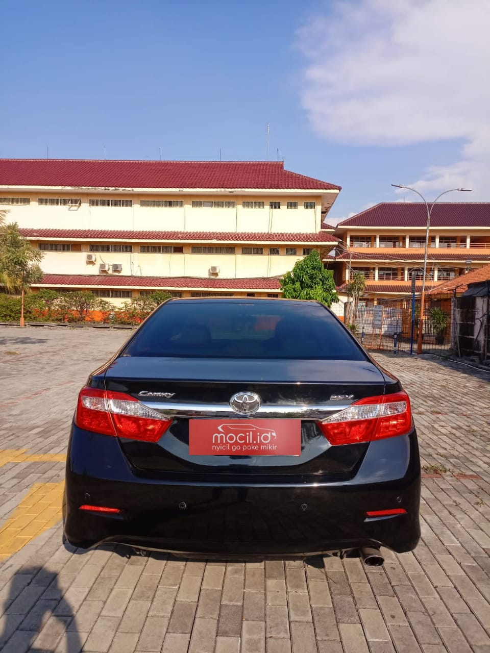 TOYOTA CAMRY 2.5L V AT 2013