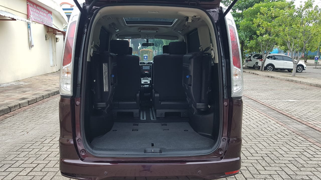 NISSAN SERENA HWS PANORAMIC A/T 2013