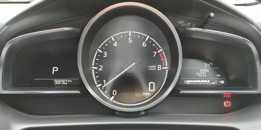 MAZDA 2 1.5L GT AT 2020