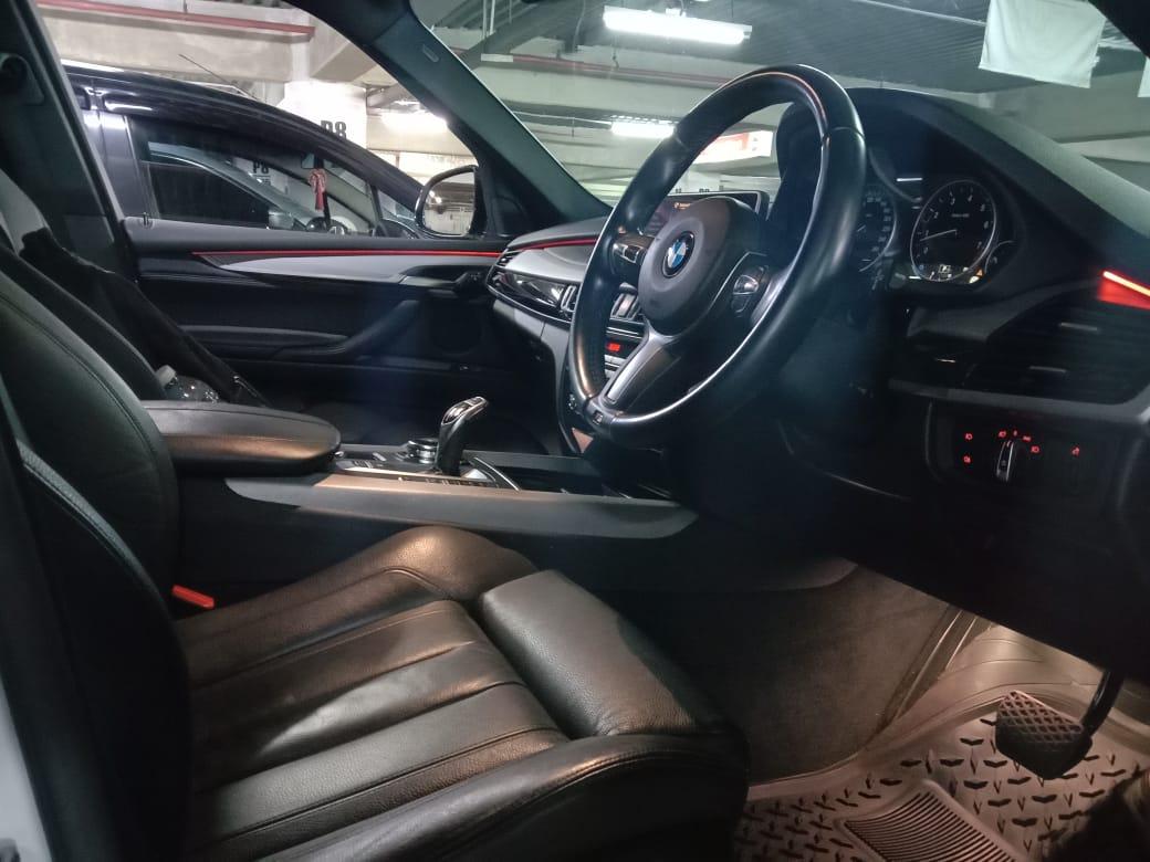 BMW X5 F15 XDRIVE35I AT 2014