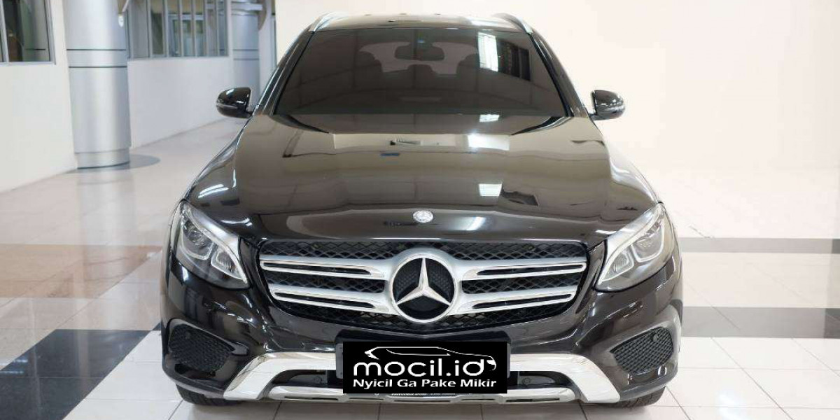 MERCEDES BENZ GLC250 AT 2017