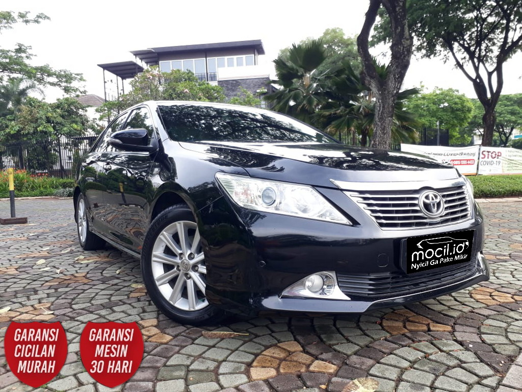 TOYOTA CAMRY 2,5L V AT 2014