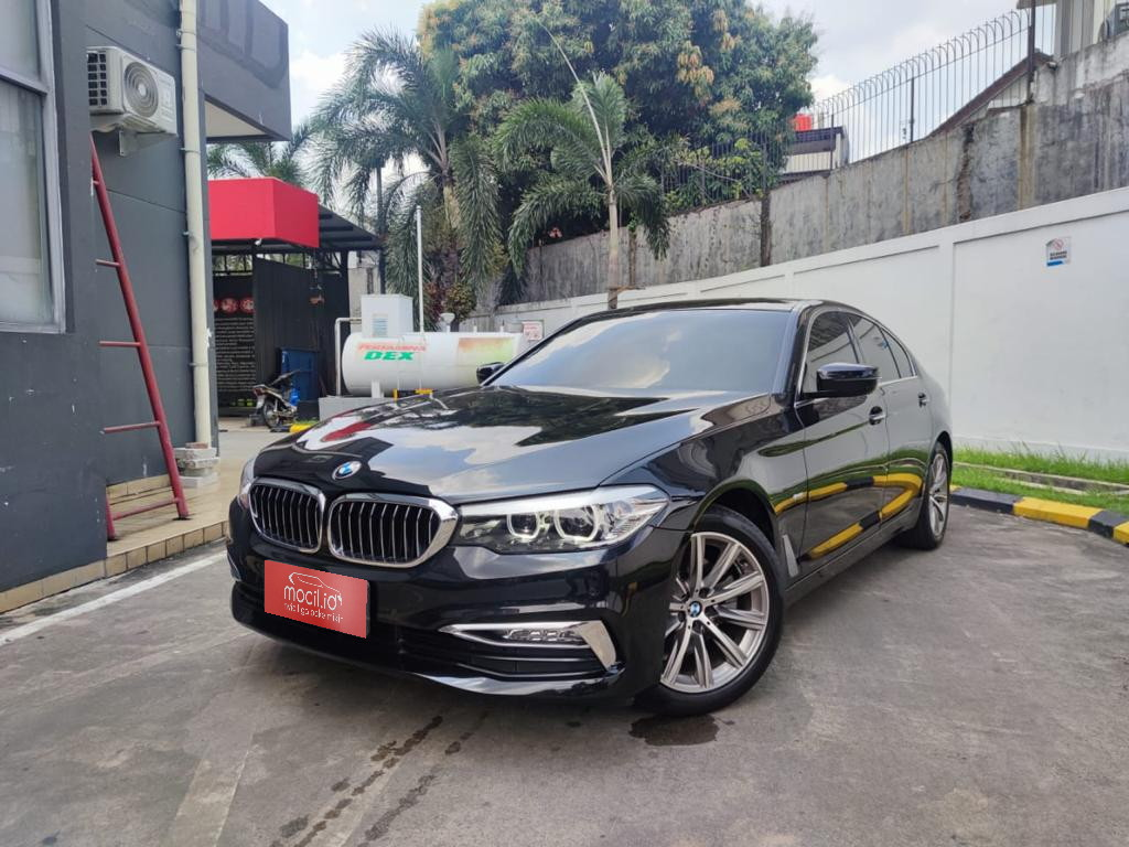 BMW SERIE 5 G30 520D AT 2017