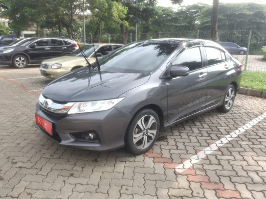 HONDA CITY 1.5L E AT 2016