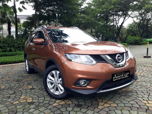 NISSAN XTRAIL 2.0L AT 2017