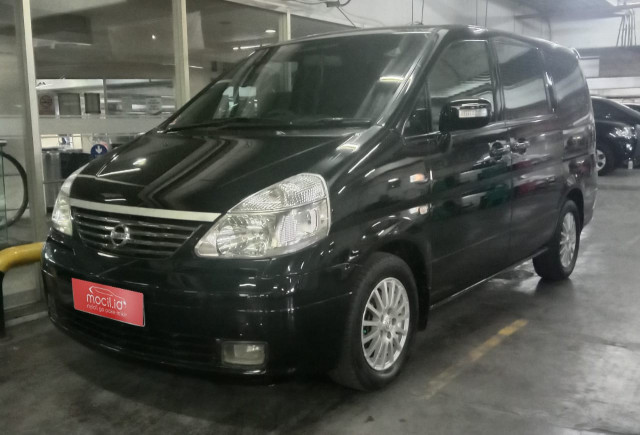 NISSAN SERENA HWS AT 2011