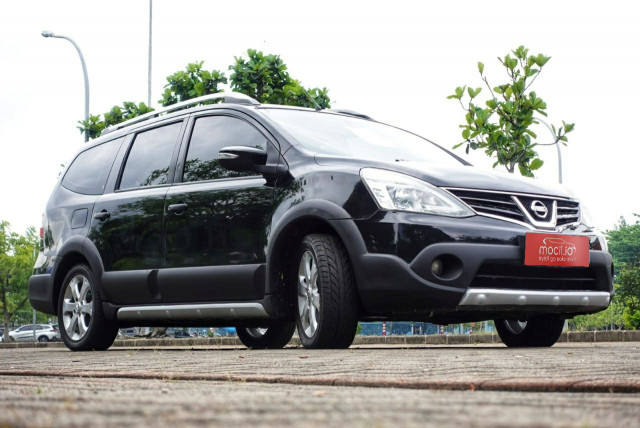 NISSAN GRAND LIVINA X-GEAR AT 2013