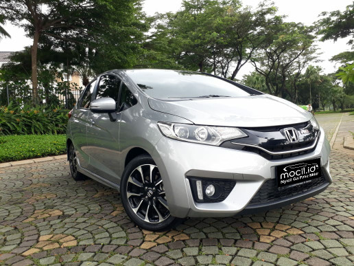 HONDA JAZZ 1.5L MT 2016