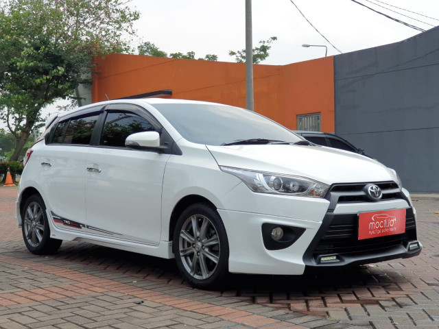 TOYOTA YARIS 1.5L S TRD AT 2016