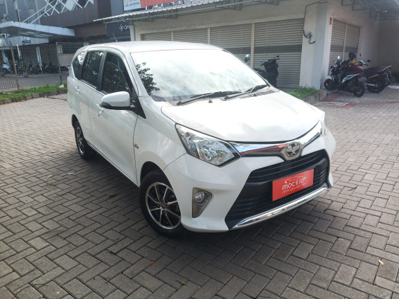 TOYOTA CALYA 1.2L G AT 2018