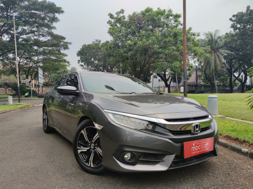 HONDA CIVIC 1.5L TURBO SEDAN AT 2017