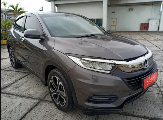 HONDA HR-V SPECIAL EDITION AT 2019
