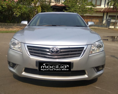 TOYOTA CAMRY G 2,5L A/T 2012