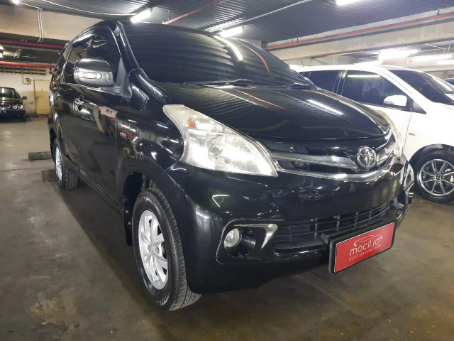 TOYOTA AVANZA G 1.3L AT 2012