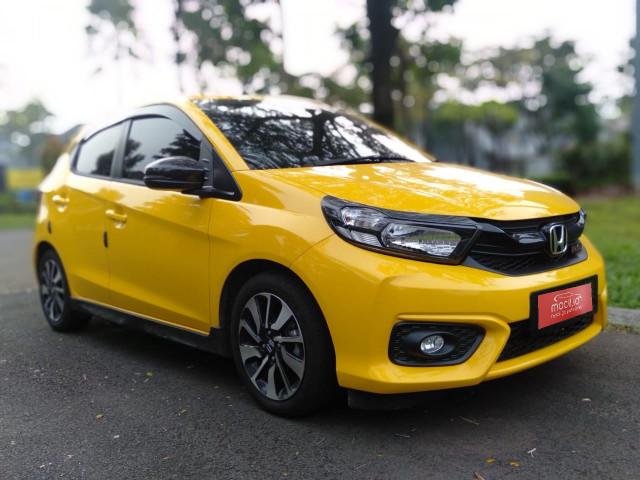 HONDA BRIO 1.2L RS AT 2019 (Pemakaian 2020)