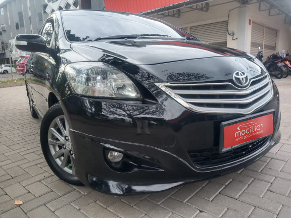 TOYOTA VIOS 1.5L G TRD AT 2012