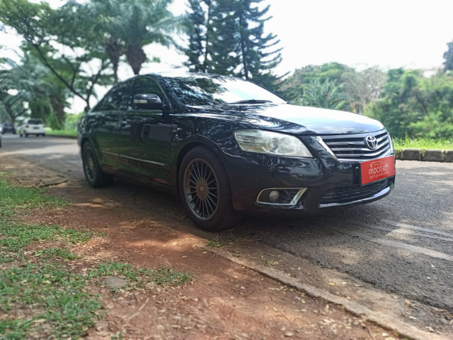 TOYOTA CAMRY 2.5L V AT 2011