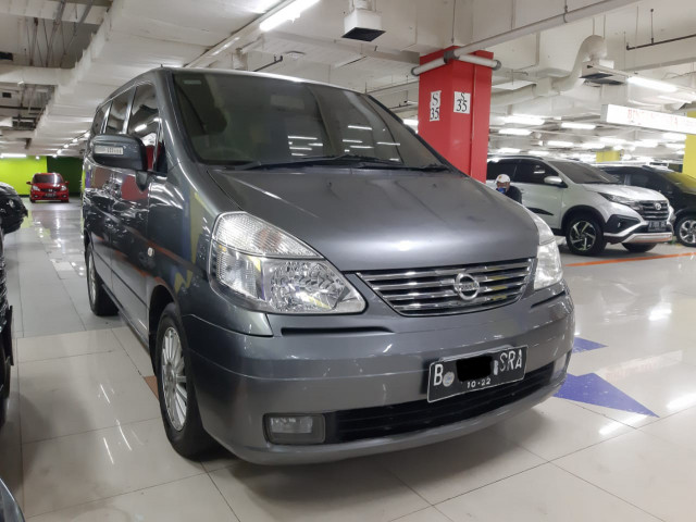 NISSAN SERENA 2.0L HWS AT 2012