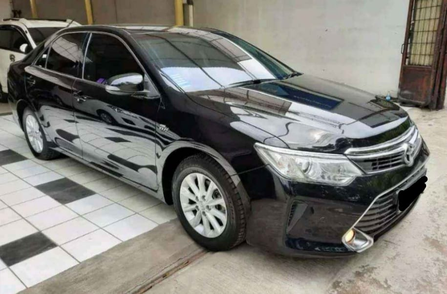 TOYOTA CAMRY 2.5L G AT 2016