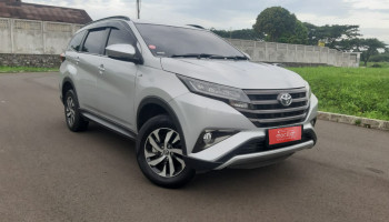 TOYOTA RUSH 1.5L G AT 2019